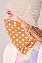 Printed Double Layered Multi-function Face Cover