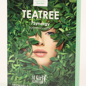 7Synergy Teatree Stress Relief Face Mask