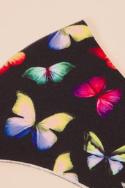 Butterfly Print Anti-bacterial Washable Face Masks