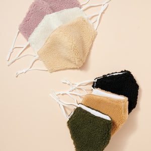 Sherpa Double Layer Face Mask