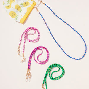 Assorted Pack of Kids Colorful Cord Lanyards