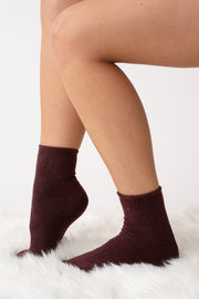 Classic Terry Cloth Socks