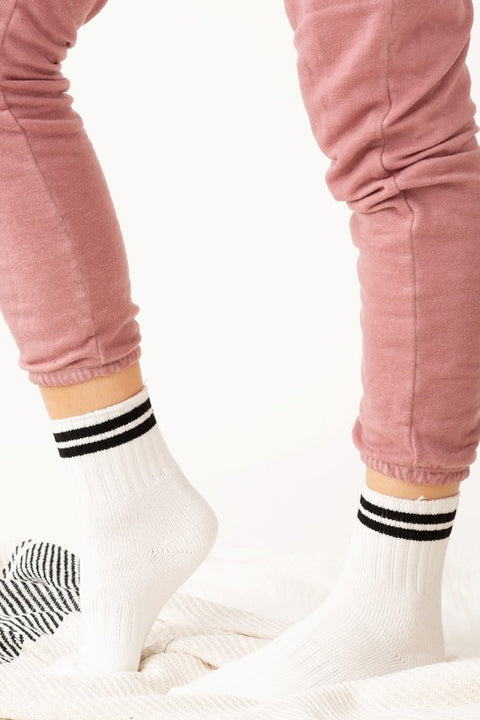 Soft and Cozy Stripe Socks