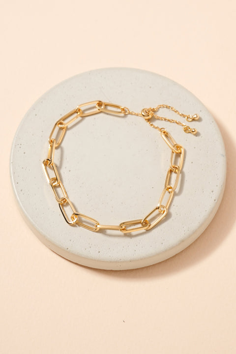 Chain Linked Bracelet