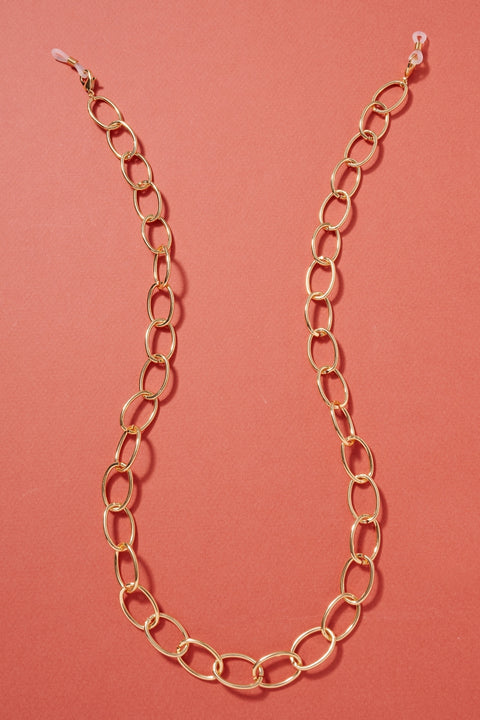 Metal Chain Linked Mask Lanyards