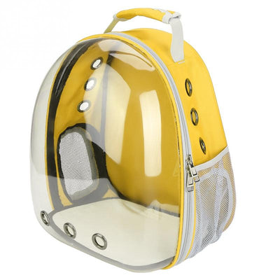 Transparent Breathable Pet Backpack