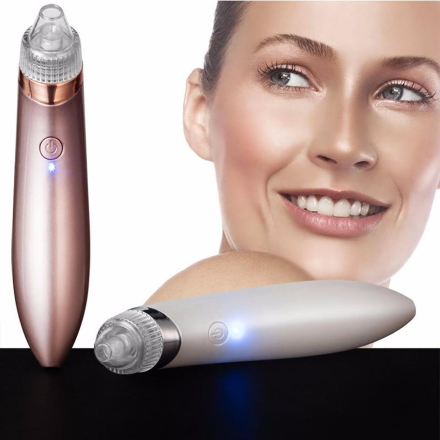 Pro Electric Vacuum Suction By Ellinium (Acne/Blackhead Removal Treatment)