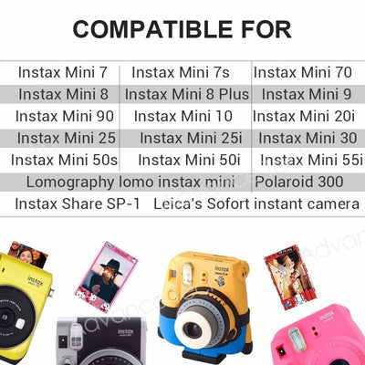 Fujifilm Instax Mini 9 Film For Smartphone Printer