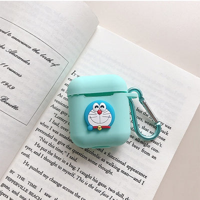 Cute Cartoon Silicone Case Cover for Apple Airpod