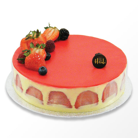 Strawberry Gâteau