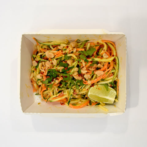 Thai 'Courgetti' Salad