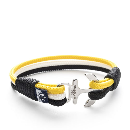 Anchor Nautical Rope Bracelet EMILY - Old Skipper