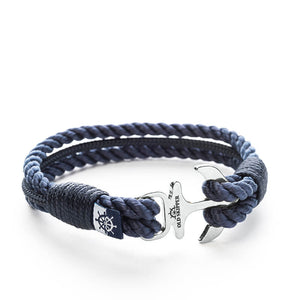 Anchor Nautical Rope Bracelet BROADFOOT - Old Skipper