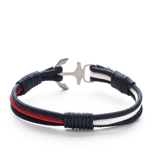 Anchor Nautical Rope Bracelet ZHENG - Old Skipper
