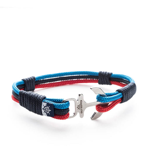Anchor Nautical Rope Bracelet MARCO POLO - Old Skipper