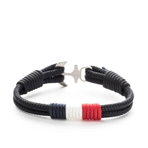 Anchor Nautical Rope Bracelet TOMMY - Old Skipper