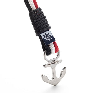 Anchor Nautical Rope Bracelet ANNA - Old Skipper