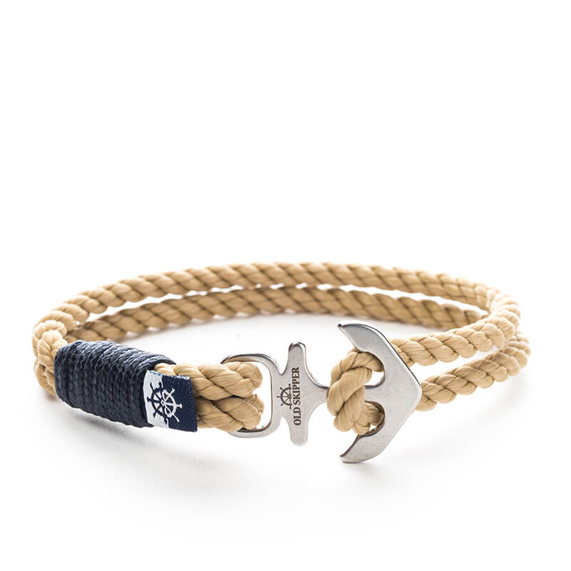 Anchor Nautical Rope Bracelet AMBRAK - Old Skipper