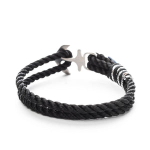 Anchor Nautical Rope Bracelet MAVROS - Old Skipper