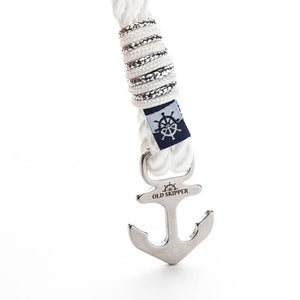 Anchor Nautical Rope Bracelet ROSKI - Old Skipper