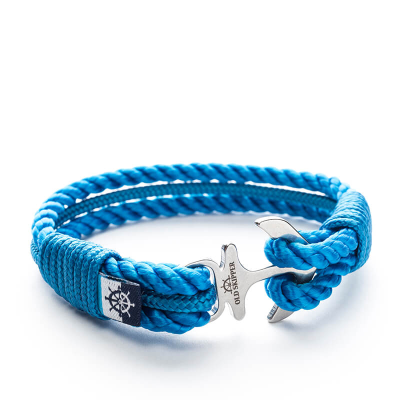 Anchor Nautical Rope Bracelet MARINA - Old Skipper