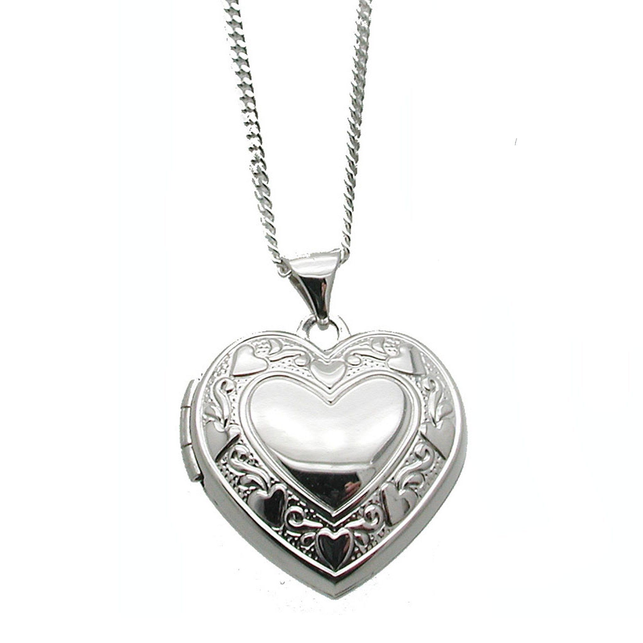 My Sweet Heart Locket Necklace