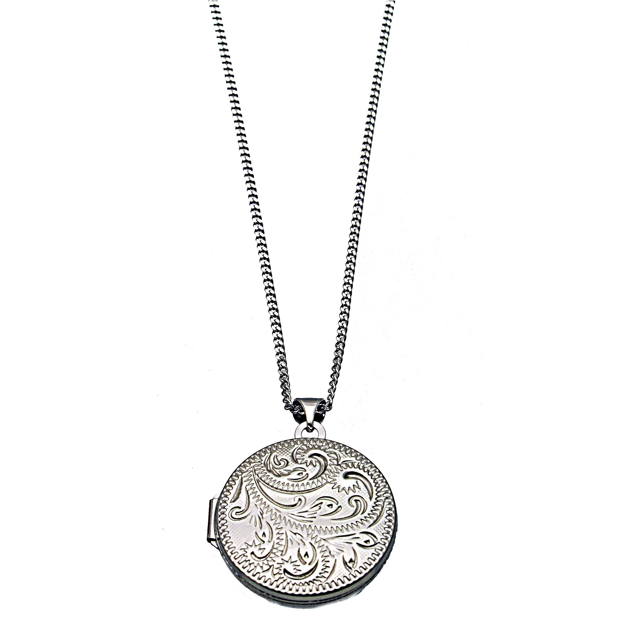 The Heirloom Locket Necklace