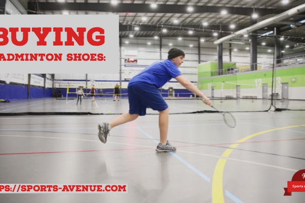 Buying Badminton Shoes: Genuine Answers to your Questions