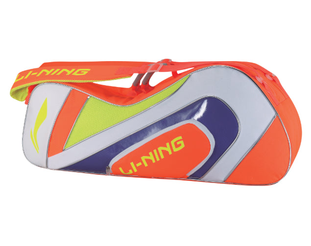 Lining Badminton 9 Racket bag- Orange