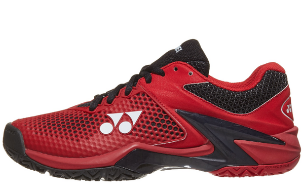 YONEX POWER CUSHION ECLIPSION 2 RED/BLACK SHOES