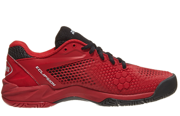 YONEX POWER CUSHION ECLIPSION 2 RED/BLACK SHOES SPORTS AVENUE