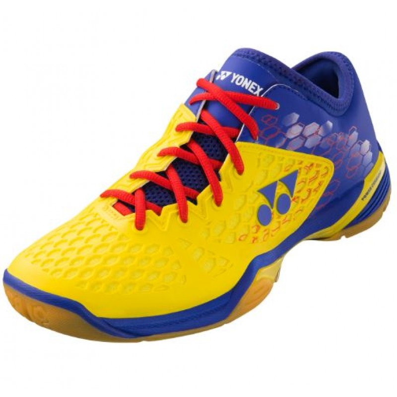 YONEX POWER CUSHION 03Z YELLOW BADMINTON SHOES