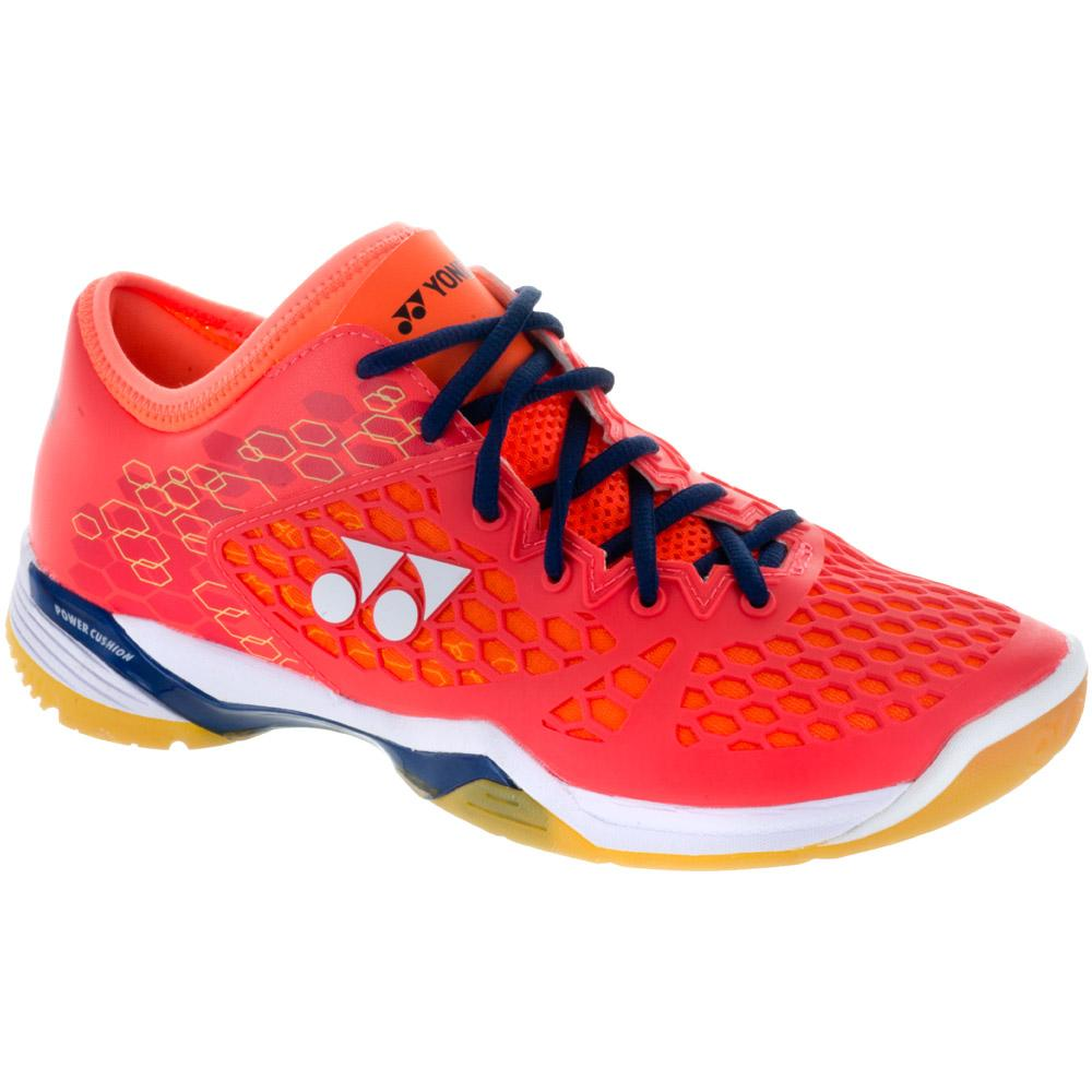 YONEX POWER CUSHION 03Z CORAL RED BADMINTON SHOES