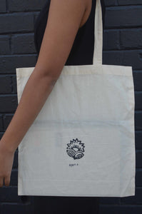'Brush' - Tote Bag