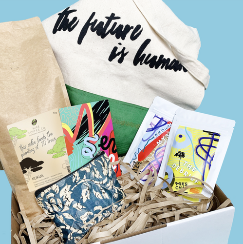 Deluxe Social Enterprise Hamper
