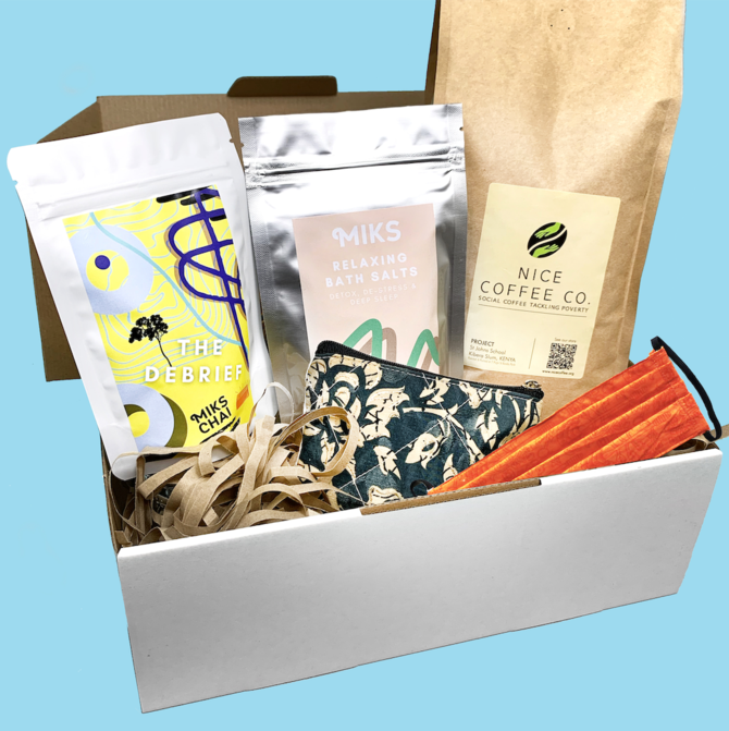 Feel-Good Social Enterprise Hamper