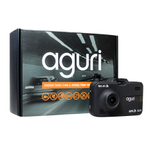 Load image into Gallery viewer, Aguri DX2000 Dash Cam GPS Speed Trap Detector