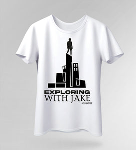 Explore with Jake T-shirt