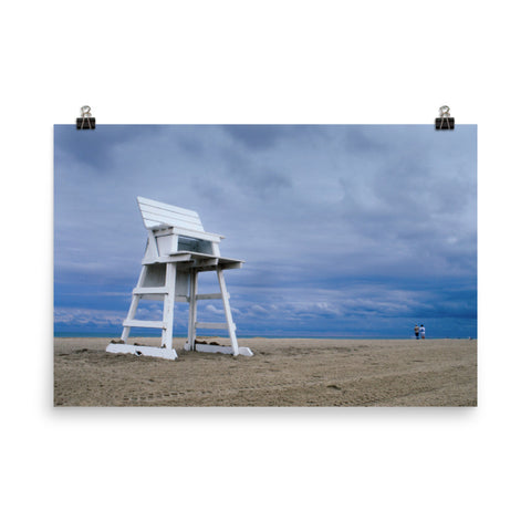 Approaching Storm Landscape Photo Loose Wall Art Prints
