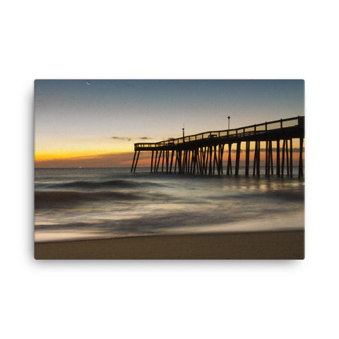 Motion of the Ocean Coastal Landscape Canvas Wall Art Prints