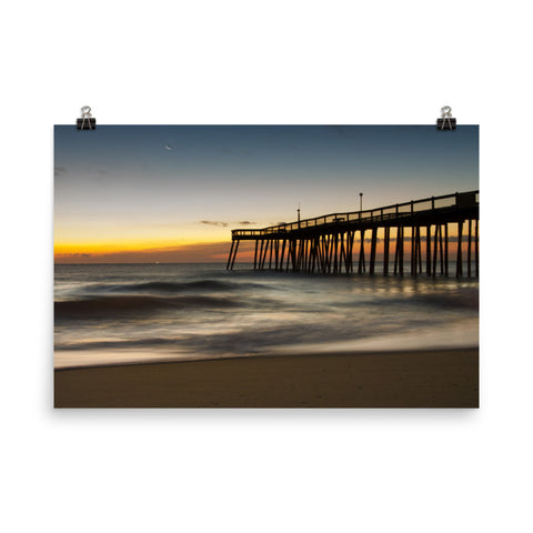 Motion of the Ocean Landscape Photo Loose Wall Art Prints