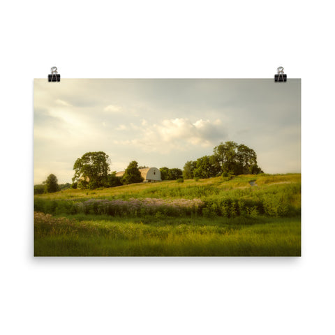 Remnant of Better Days Landscape Photo Loose Wall Art Prints