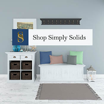 Simply Solids, Color Matched Home Decor to 8 Leading Paint manufacturers