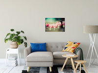 "Be Still My Bleeding Heart Colorized Nature / Floral Photo Fine Art Canvas Wall Art Prints 20"" x 30"" / Fine Art Canvas - PIPAFINEART"