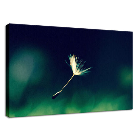 Blowing in the Wind Botanical / Nature Photo Fine Art Canvas Wall Art Prints