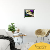 "Butterfly Wings Animal / Wildlife Photograph Fine Art Canvas & Unframed Wall Art Prints 16"" x 20"" / Classic Paper - Unframed - PIPAFINEART"