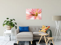 "Center of the Stargazer Lily Nature / Floral Photo Fine Art Canvas Wall Art Prints 24"" x 36"" / Fine Art Canvas - PIPAFINEART"