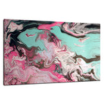 Acrylic Dirty Paint 1 Abstract Art, Fluid Art Fine Art Canvas &  Unframed Wall Art Prints  - PIPAFINEART