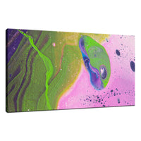Acrylic Dirty Paint 30 Abstract Art, Fluid Art Fine Art Canvas &  Unframed Wall Art Prints  - PIPAFINEART