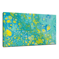 Acrylic Dirty Paint 35 Abstract Art, Fluid Art Fine Art Canvas &  Unframed Wall Art Prints  - PIPAFINEART